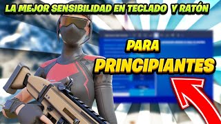 LA MEJOR SENSIBLIDAD PARA TECLADO Y RATON (PC/PS4/XBOX/SWITCH) - FORTNITE BATTLE ROYALE (800 DPI)