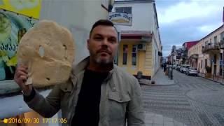 Шоти - вкусный грузинский хлеб, можно пальцы откусить