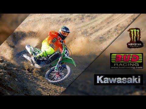 TEAM BUD RACING KAWASAKI MONSTER ENERGY (2017 official)