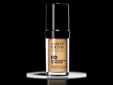 commander en ligne grande collection large choix de couleurs et de dessins Revue Fond de teint Make up For Ever HD
