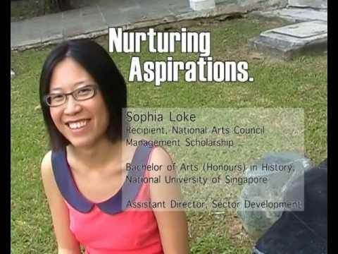 National Arts Council Management Scholars Full Video