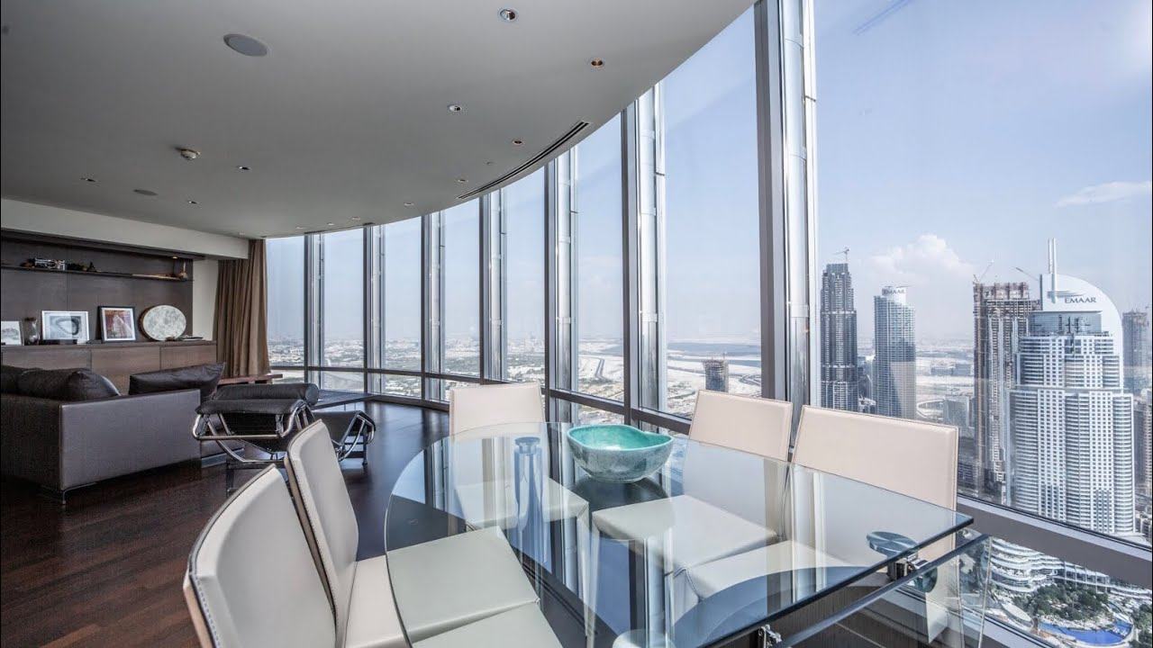 Living In The Burj Khalifa | $1,400,000