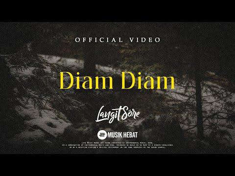 Free Download Langit Sore : Diam Diam (official Lyric Video) Mp3 dan Mp4