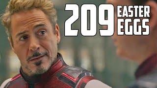 Every Avengers: Endgame Easter Egg thumbnail