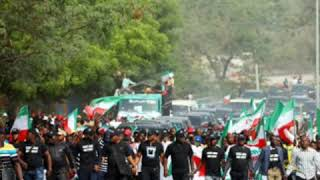 Reckless Driving Of PDP Protesters Prior To Horrific Accident In Abuja (Video)
