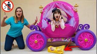 REGRAS DE CONDUTA para CRIANÇAS Rules of Condut for Children 👮 Laurinha e Helena