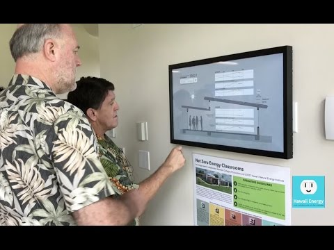 Innovations in Energy Storage and Net Zero Buildings at UH