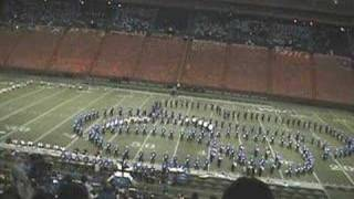 "2nd World Premiere Show: Pirates!!! - 2005 Moanalua ""Menehune"" Marching Band & Color Guard (Rainbow)"