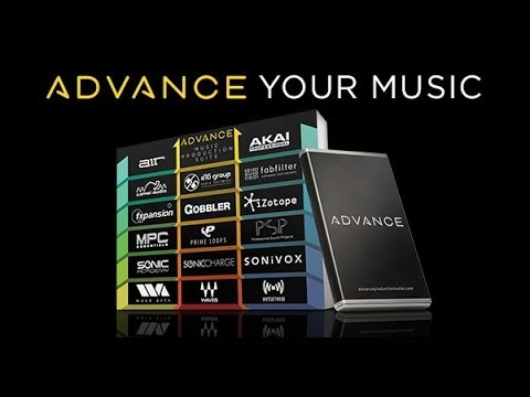 Advance Music Production Suite by AIR Music Technology - Advance Your Music
