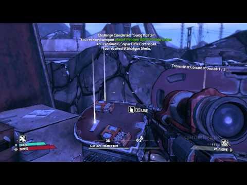 [HD] Borderlands: M42 Find ECHO & M43 Reactivate ECHO (Crimson Fastness & Enclave)