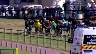 Vidéo de la course PMU GRAND PRIX D'AGON-COUTAINVILLE