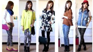 Wearable Fall Outfits 2013 Thumbnail