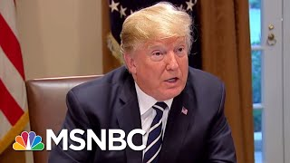 Is President Trump's Aid To Farmers A Band-Aid For A Problem He Created? | Velshi & Ruhle | MSNBC