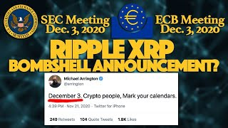 Ripple XRP: Is This XRP Rally Institutional Money Preparing For A Bombshell Announcement?