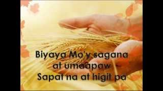 Sapat na at Higit pa with lyrics by Musikatha