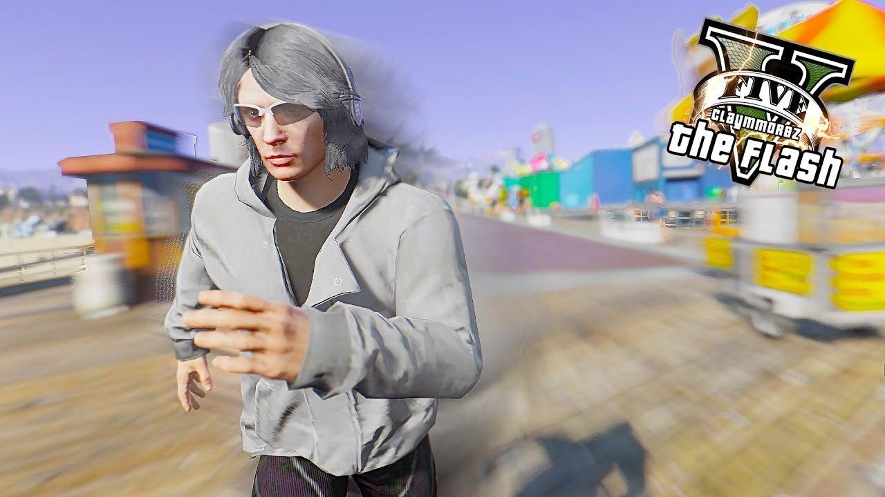 Gta 5 quicksilver mod