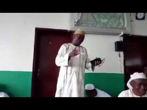Sierra Leone Black Out - Minister of Energy, Alhaji Kanda Sesay