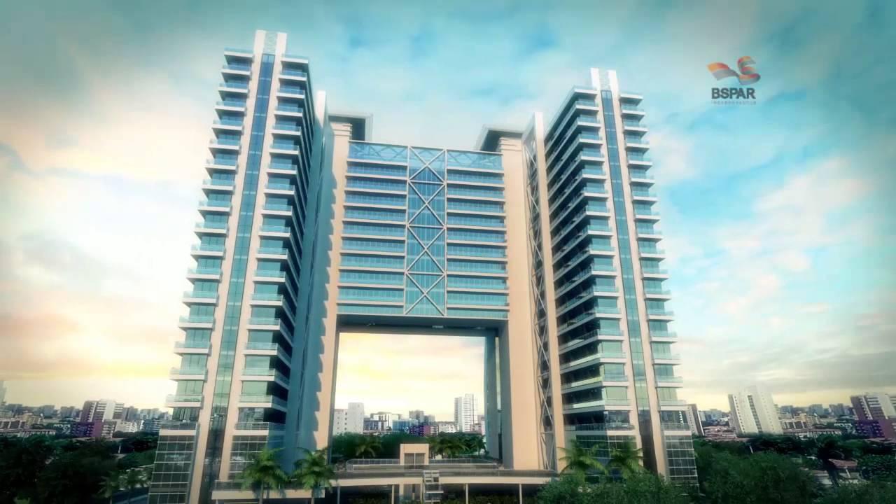 bs design corporate towers o mais novo cone de