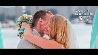 Свадебная видеосъемка в Санкт-Петербурге Wedding day Oleg & Alexandra