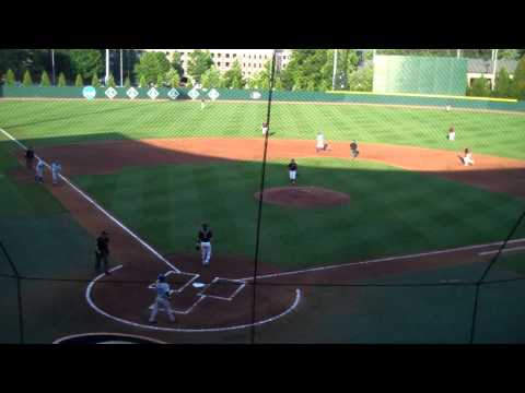 A.J. Reed hits his NCAA-leading 22nd homer