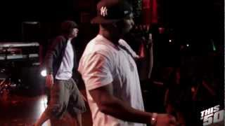 50 Cent X Eminem Till I Collapse Remix SXSW Austin 2012 Live Performance 50 Cent Music