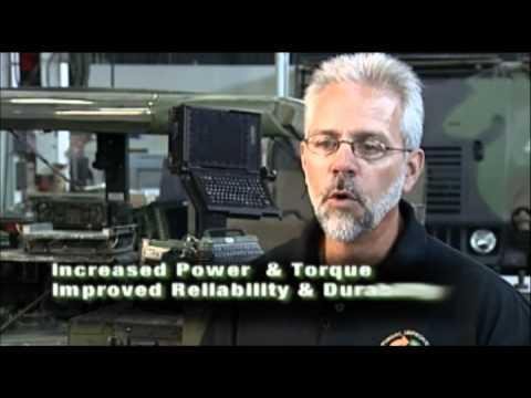 HUMVEE Modernization Corporate Information AM General LLC