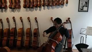 Video International cello soloist Jian Wang was enjoying Toonika Spiritoso cello. download MP3, 3GP, MP4, WEBM, AVI, FLV Juli 2018