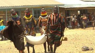 Drought in Kenya leaves 1 million people short of food