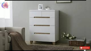 New Chest of Drawers Designs for Bedroom Furniture