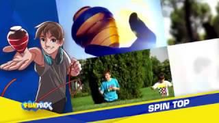 Funtrix: spin top - Eolo