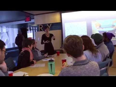 Resident graduate students live and learn with undergrads