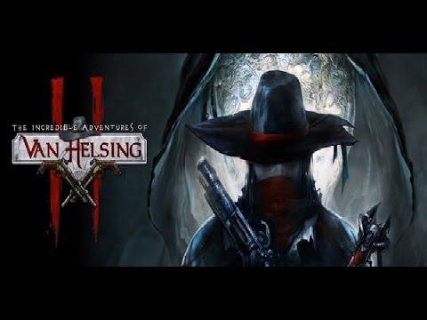 Обзор The Incredible Adventures of Van Helsing II Beta |