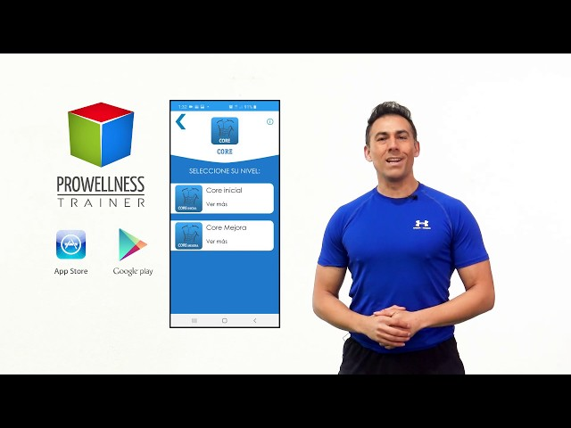 Tutorial App Prowellness Trainer