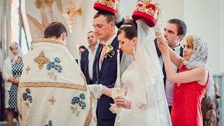 Yuliya & Alexander  - Венчание (Киев)