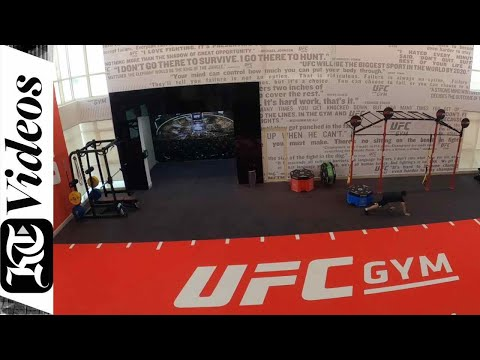 UFC GYM Abu Dhabi officially opens its doors