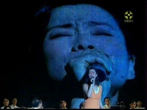 Mao Amin 毛阿敏 - 掌声响起来