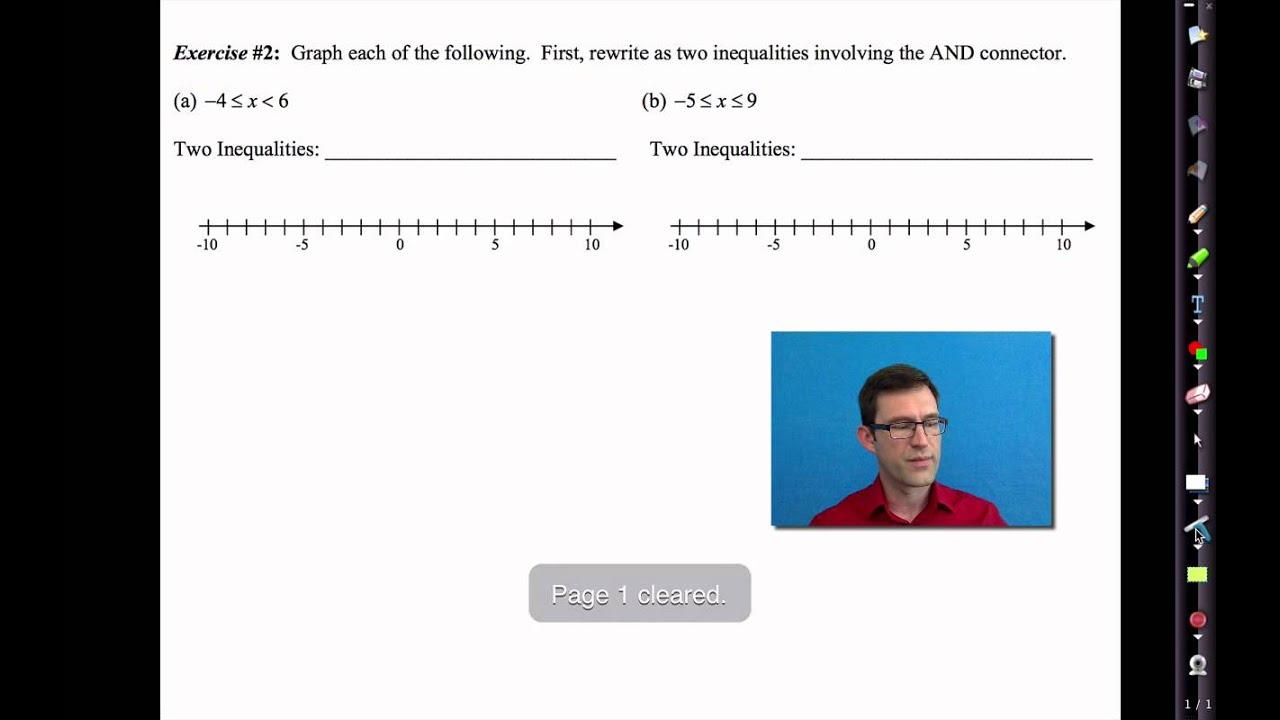 Common Core Algebra I Unit 2 Lesson 11re Work With