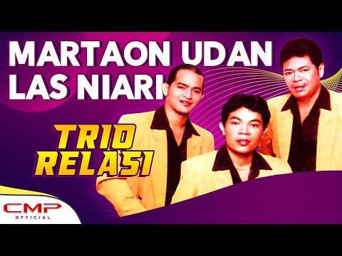 Trio Relasi - Martaon Udan Las Niari (Official Lyric Video)