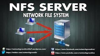How to setup NFS Server on CentOS 7/ RHEL 7 | Tamil | Networkgreen Live