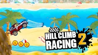 Hill Climb Racing 2  #50 (Android Gameplay ) Friction Games