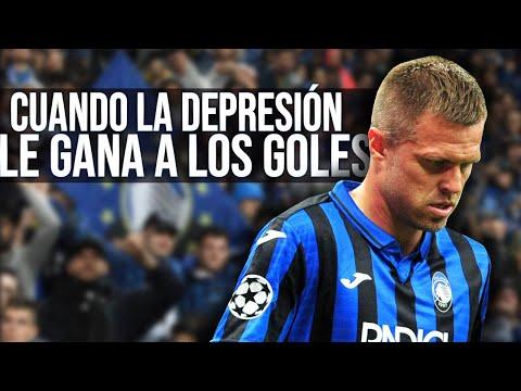 Josip Ilicic   Cuando la Depresión le gana a los Goles