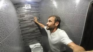 видео Сантехнический шкаф в туалет
