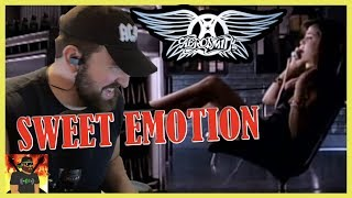 When I Was Young! | Aerosmith - Sweet Emotion (Official Music Video) | REACTION