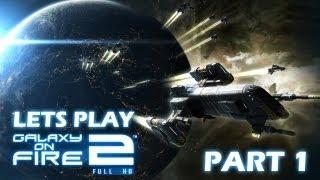 видео Galaxy on Fire 2 HD - прохождение • Sgamers