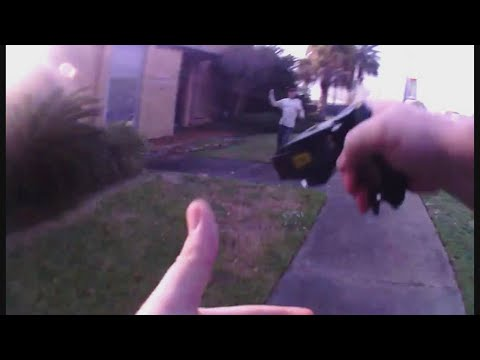 Body cam video of Friendswood officer-involved shooting
