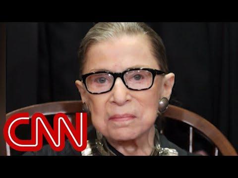 Justice Ruth Bader Ginsburg has cancer surgery