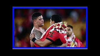 NEWS 24H - Andrew fifita said he will remain with the campaign after the tonga rugby league World C thumbnail