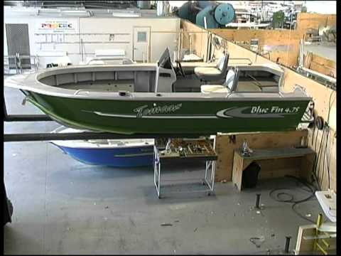 Blue Fin Boats - Built With Pride