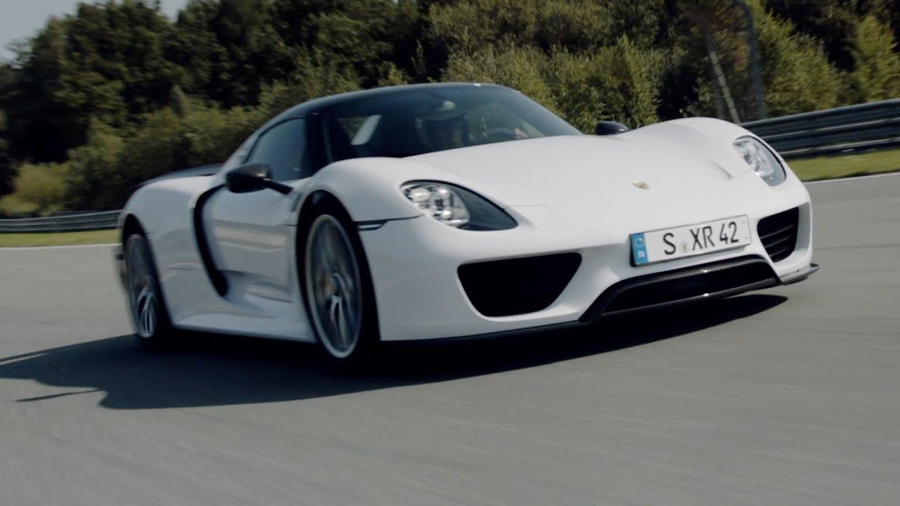 maxresdefault Gorgeous Porsche 918 Spyder High-performance Concept Cars Trend