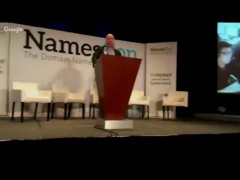 Escrow.com Keynote by Matt Barrie (NamesCon 2016 Live)